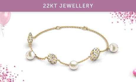 22KT Yellow Gold